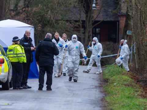 Body found with stab wounds in Hertfordshire linked to London murder case