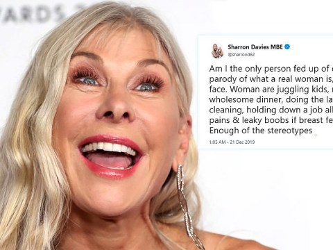 Olympic medallist Sharron Davies blasted for comparing drag queens to blackface