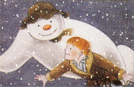 Editorial use only. No book cover usage. Mandatory Credit: Photo by Moviestore/REX (1624495a) The Snowman Film and Television