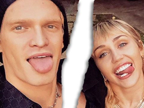 Miley Cyrus shares 'lonely' Christmas message as Cody Simpson is seen with Playboy model