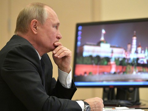 Putin's computer still runs Windows XP and 'hasn't been updated in 5 years'