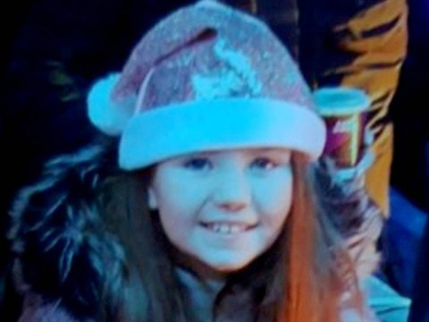 Missing girl, 9, who vanished days before Christmas found 'safe and well'