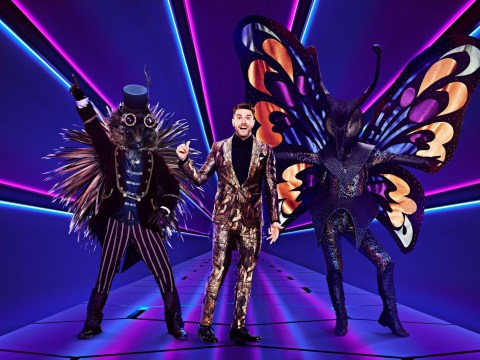 The Masked Singer's Joel Dommett fears UK show won't be as successful as America's version
