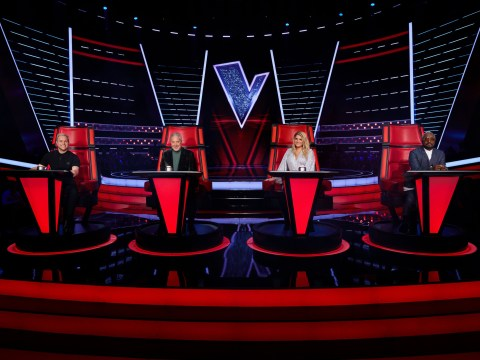 Why do The Voice judges wear the same clothes every week?