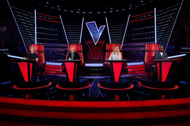 What time is The Voice UK on ITV tonight and how much longer do the blind auditions last?