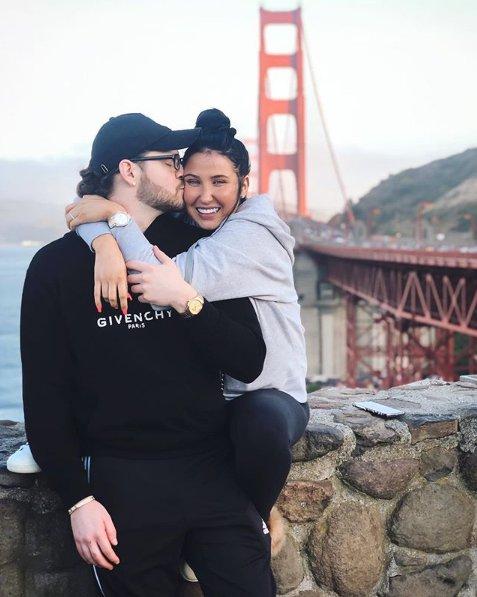 Jaclyn Hill and boyfriend