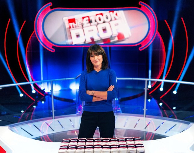 Davina McCall 100k drop gets axed Picture: Channel 4 METROGRAB