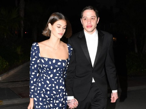Kaia Gerber and Pete Davidson 'cooling off' their relationship while he 'takes a mental health break'