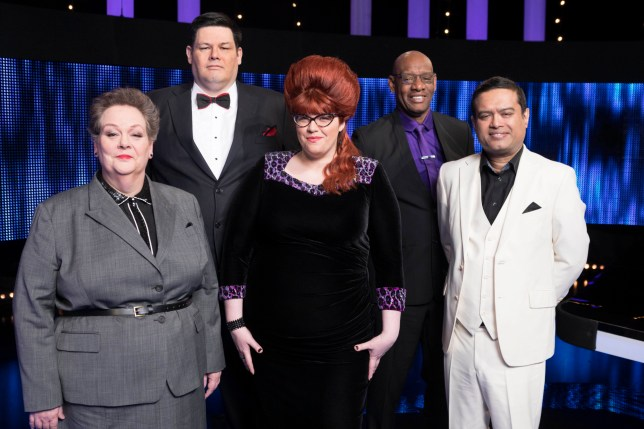 The Chasers from ITV's The Chase