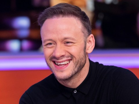 Kevin Clifton is 'all over the place' with nerves before Strictly performances