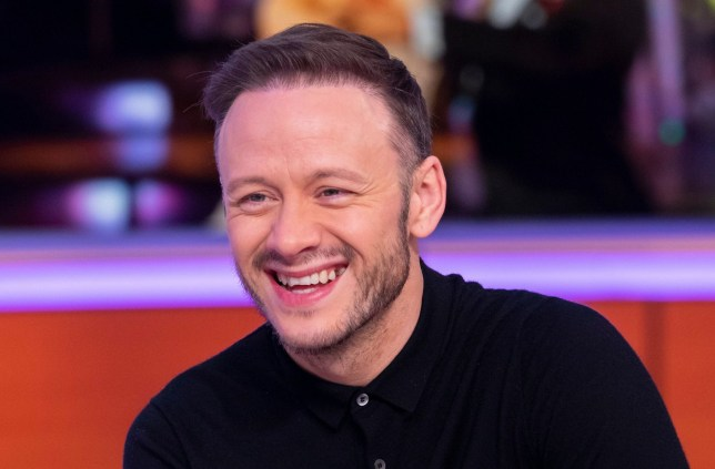 Strictly Come Dancing star Kevin Clifton