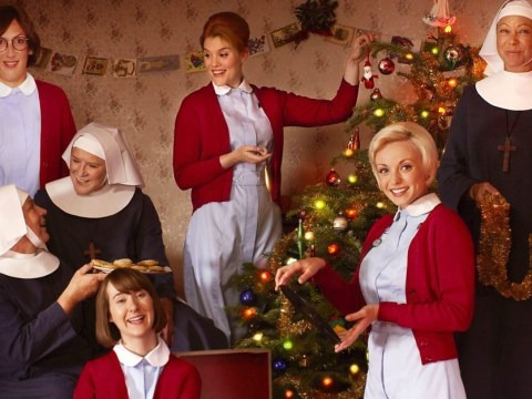 Who's in the Call the Midwife Christmas special cast?