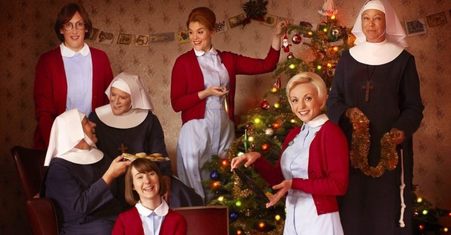 the Call The Midwife cast