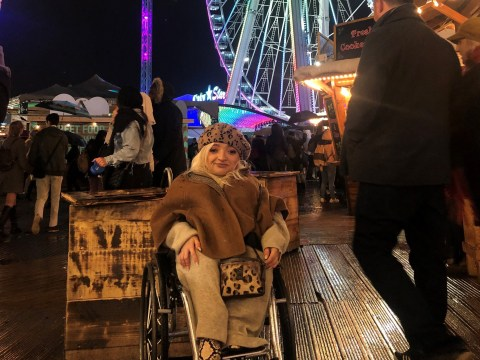 At Christmas, the every day barriers disabled people face seem impenetrable
