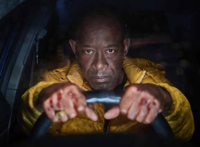 Lennie James as Nelly in Save Me Too