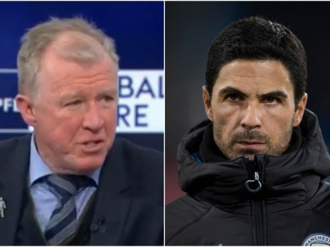 Steve McClaren reveals the main problem Mikel Arteta must fix at Arsenal
