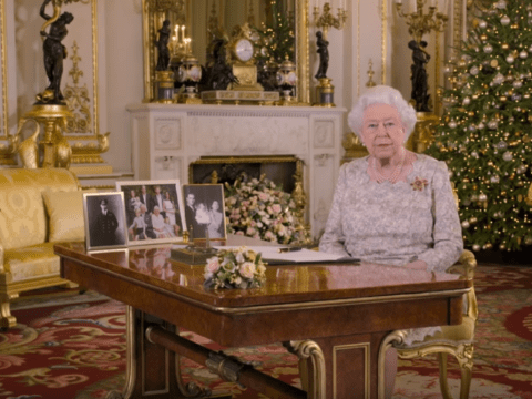 How old is the Queen and how many Christmas Day speeches has she done?