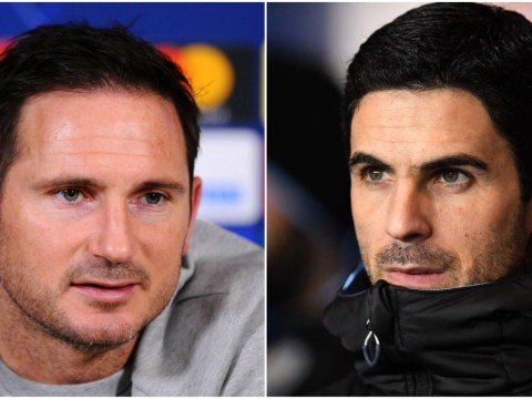 Chelsea manager Frank Lampard praises Arsenal over Mikel Arteta appointment