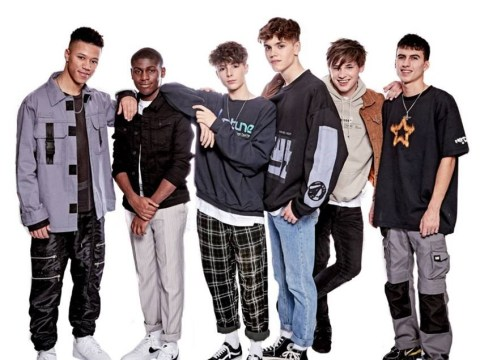 X Factor: The Band reveals new boyband ready to take on rival girl band in show's final