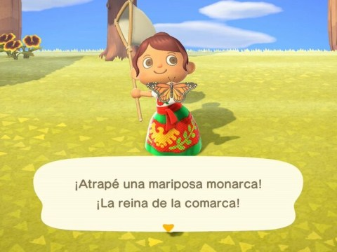 Animal Crossing: New Horizons to get Mexican-inspired clothing
