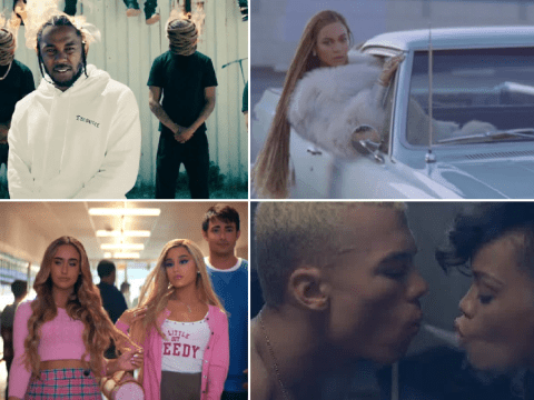 From Ariana Grande's Thank U, Next to Kendrick Lamar's Humble – the best music videos of the decade
