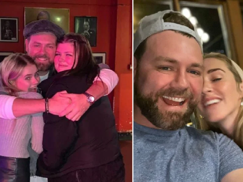 Kerry Katona's daughters thrilled over dad Brian McFadden's engagement to Danielle Parkinson