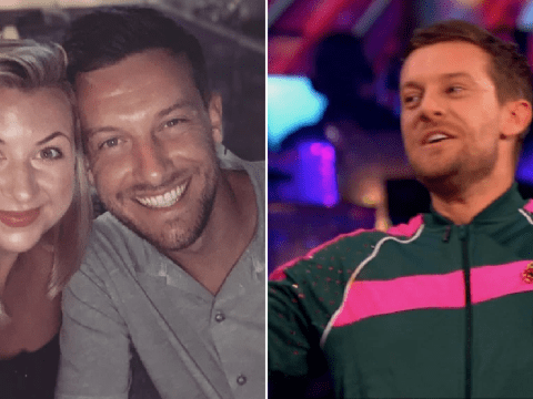Strictly Come Dancing's Chris Ramsey admits wife is furious by weight loss