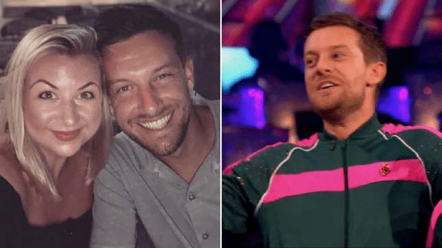 Strictly's Chris Ramsey