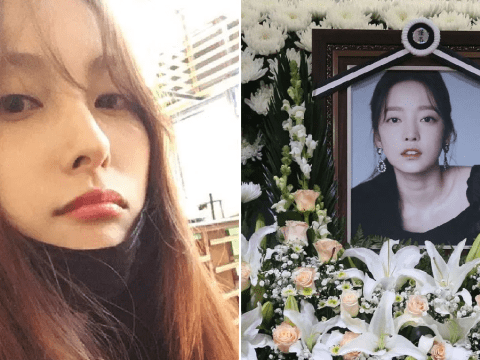 Kara star Park Gyuri shares emotional tribute to late bandmate Goo Hara