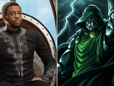 Marvel Studios to use Black Panther 2 to introduce Doctor Doom?