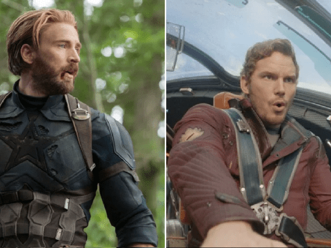 Wild Avengers theory suggests Captain America is Star-Lord's grandfather and just stop, please