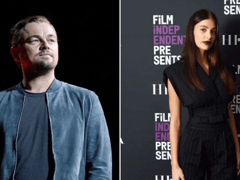 Leonardo DiCaprio's girlfriend Camila Morrone, 22, 'thinks anyone should be able to date who they want' as she addresses 23 year age gap