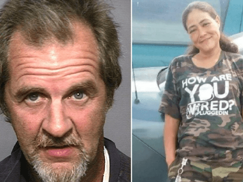 Killer battered girlfriend to death with homemade table, then dumped body 'for the bears'