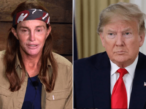 Caitlyn Jenner now refuses to talk politics after withdrawing support for Donald Trump