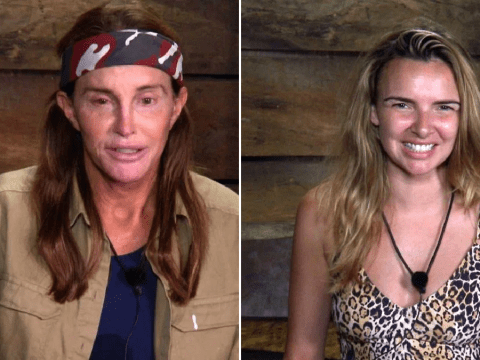 Caitlyn Jenner and Nadine booted out of I'm A Celebrity in savage double axing