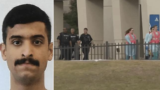 Saudi gunman who killed three at US naval base was 'infuriated' by 'Porn Stash' nickname