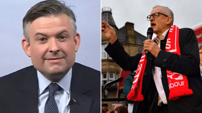 Jonathan Ashworth defends leaked recording and Jeremy Corbyn campaigns for the election