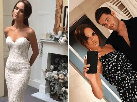 Love Island's Jonny Mitchell and fiancée Danielle Zarb-Cousin split ahead of their wedding
