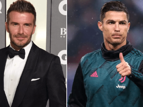 Cristiano Ronaldo smokes David Beckham in Instagram earnings as he takes home £32m
