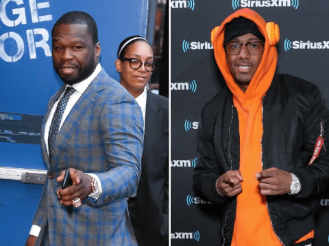 50 Cent wants to 'kick Nick Cannon's a**' as he wades into Eminem beef