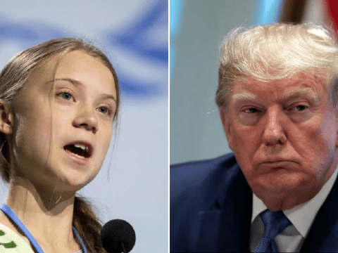 Greta Thunberg hits back at Donald Trump for telling her to have anger management therapy