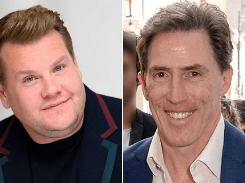 Gavin and Stacey's Rob Brydon praises James Corden for 'not becoming an a**e' after US success