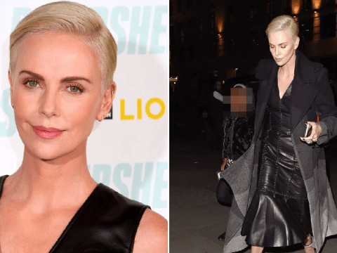 Charlize Theron's daughter Jackson, 7, was 'hurt' when actress called her 'wrong pronouns'
