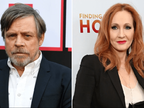 Mark Hamill apologises for liking JK Rowling's 'TERF' tweet: 'I didn't realise it had any transphobic connotation'