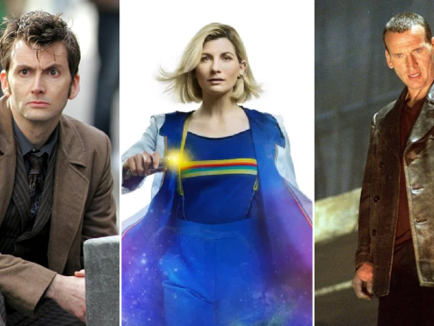 Jodie Whittaker wants a Doctor Who reunion with David Tennant and Christopher Eccleston