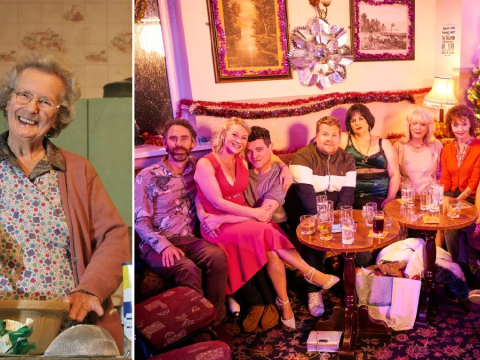 Gavin and Stacey cast pay tribute to late Doris star Margaret John in most perfect way