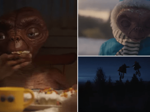 E.T. sequel extended cut leaves fans in floods of tears (again) as we get more of Elliott's special reunion