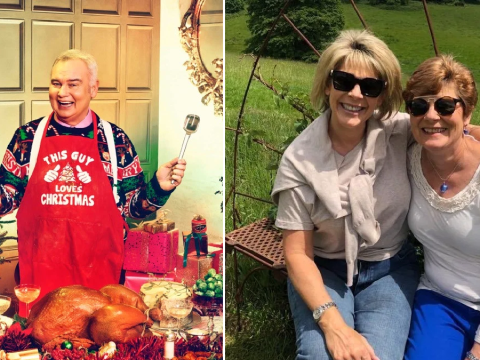 Eamonn Holmes opens up about 'difficult' Christmas ahead after tragic death of Ruth Langsford's sister