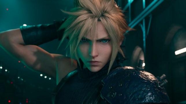 Final Fantasy 7 Remake screenshot