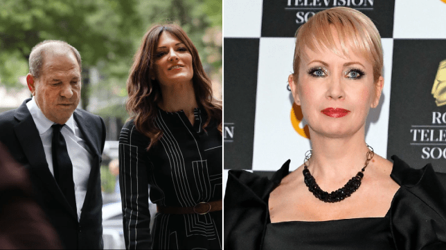 Lysette Anthony blasts Harvey Weinstein's lawyer and calls for celebrities to come forward for new Time's Up movement